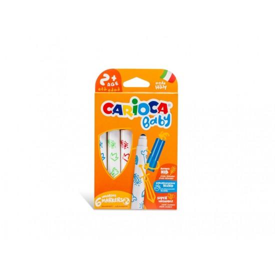 Carioca baby 2+ 6/set - SKR096