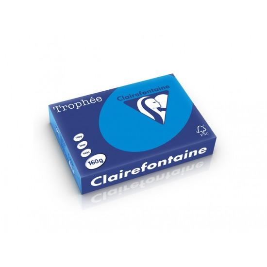 Carton color clairefontaine intens albastru - HCO002