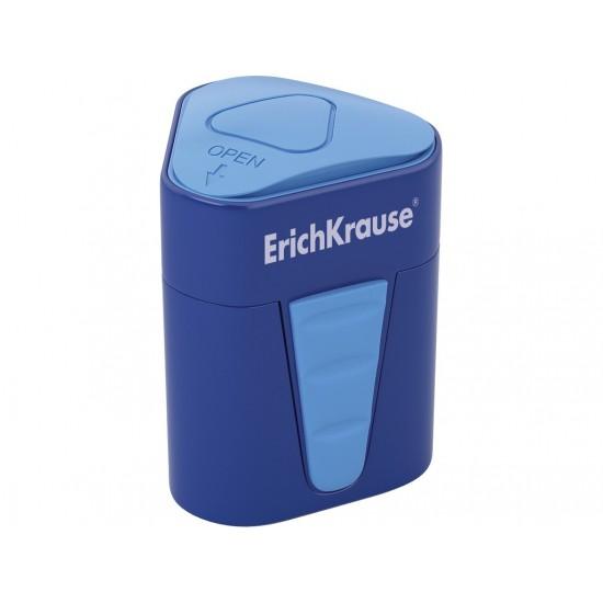 Ascutitoare din plastic cu rezervor erich krause 3-touch - CRE043