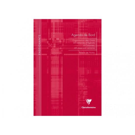 Agenda nedatata a4, clairefontaine - AGE350