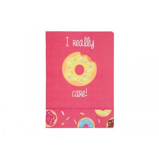 Caiet ancor b'log i donut care a5, 48 file, matematica matematica - CAI204