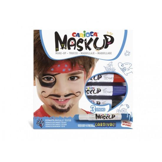 Carioca mask-up carnival - SKR148