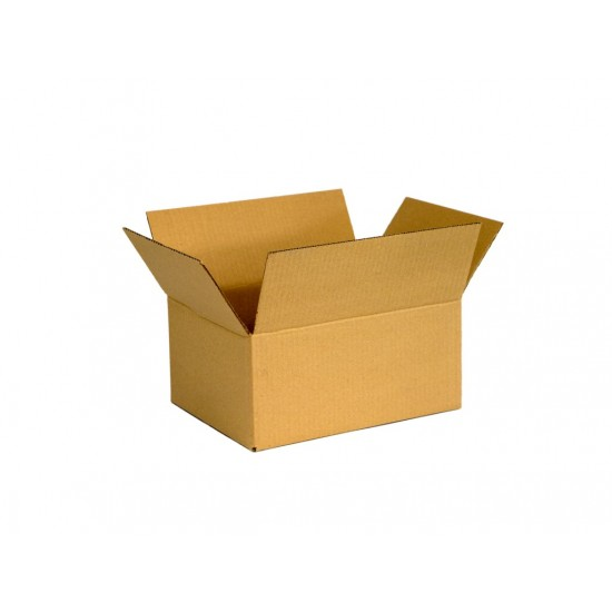 Cutie ambalare carton c3 natur, 330 x 250 x 150 mm, 20 buc - ARH017