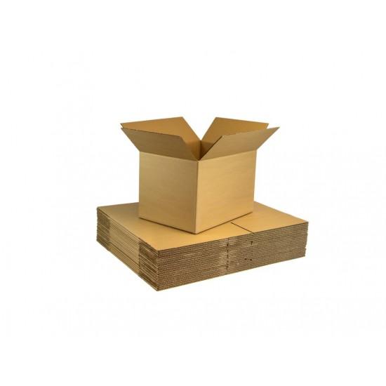 Cutie ambalare carton c3 natur, 450 x 320 x 300 mm, 20 buc - ARH013