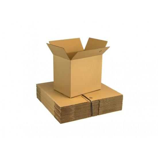 Cutie ambalare carton c3 natur, 350 x 250 x 320 mm, 20 buc - ARH018
