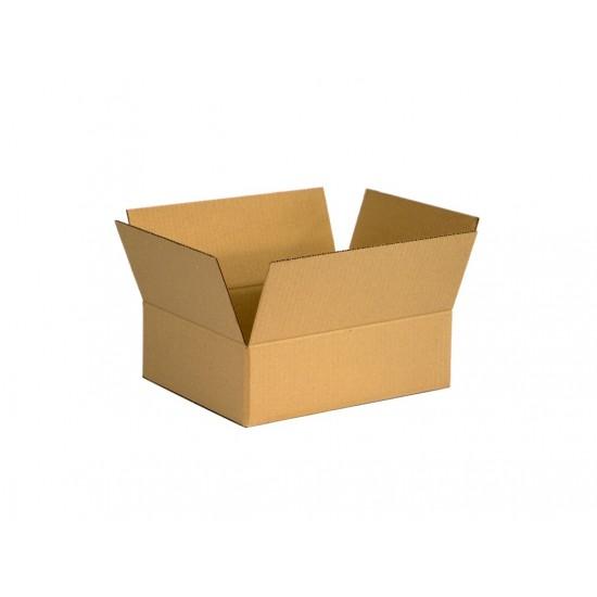 Cutie ambalare carton c3 natur, 330 x 250 x 100 mm, 20 buc - ARH205