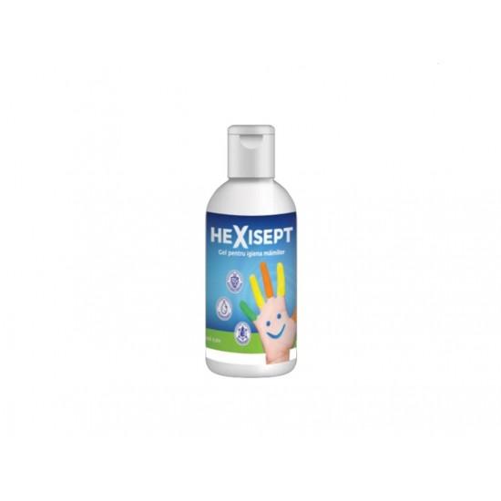 Gel antibacterian hexisept 50 ml - COV001