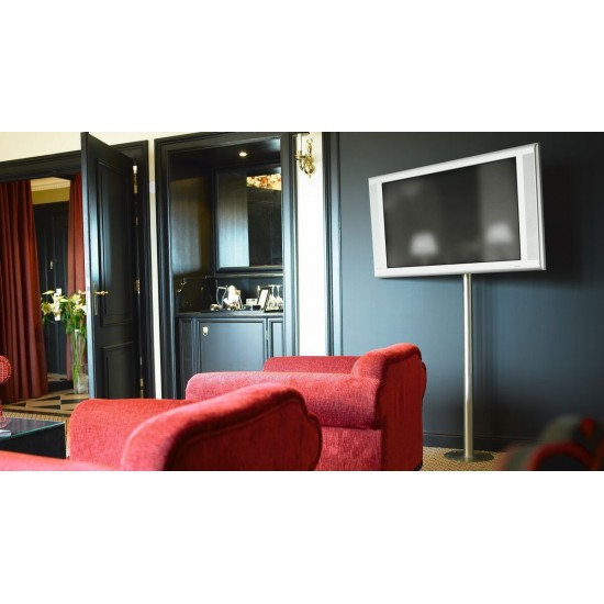 Stand tv fix de podea vogel's pfa9011, pentru diagonale intre 19''-65''(48-165cm), max. 60 kg - STDLCD-VG-PFA9011