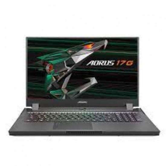 Gigabyte notebook aorus 17.3, xd i7-11800h, 32gb ram,pcie 512 gb ssd, ,vga rtx3080q, win 10 home, 3x usb 3.2 gen1, 1x hdmi, 1x mini displayport, 1x rj- 45, 1x 3.5mm jack, wi-fi,bluetooth v5.2, 17.3 thin bezel fhd 1920x1080 ips-lev - YD-73EE345SH