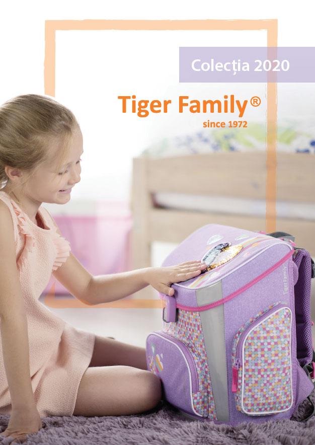 Colectia Tiger Family
