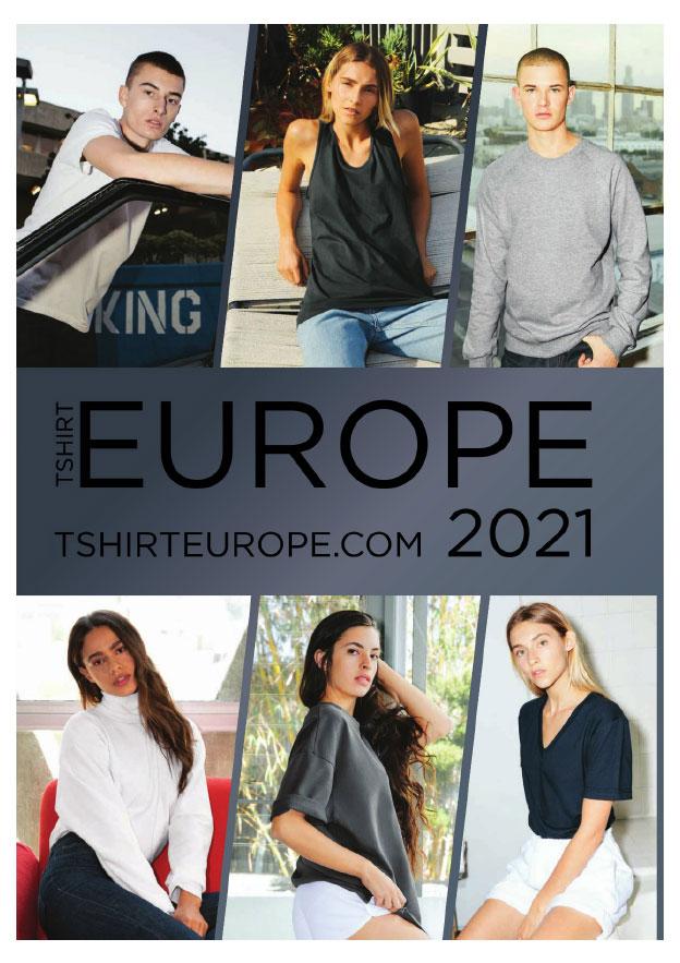 Catalog Tshirt-Europe